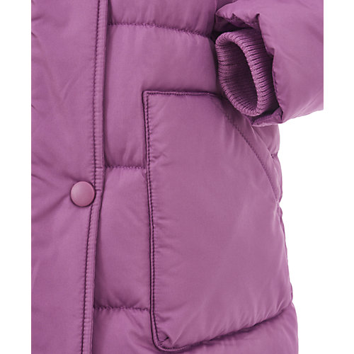Утепленная куртка Button Blue - лиловый от Button Blue