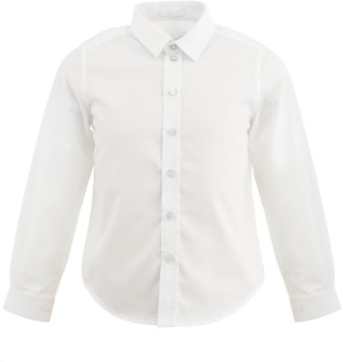 Рубашка Button Blue для мальчика - белый