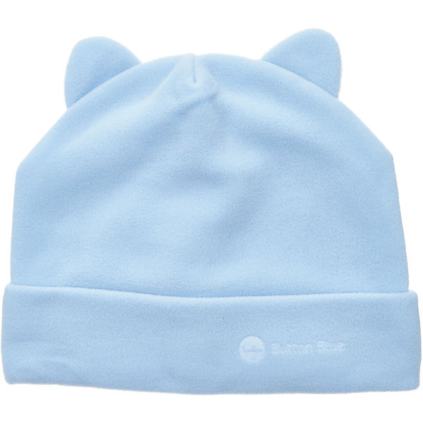 Флисовая шапка Button Blue для девочки
