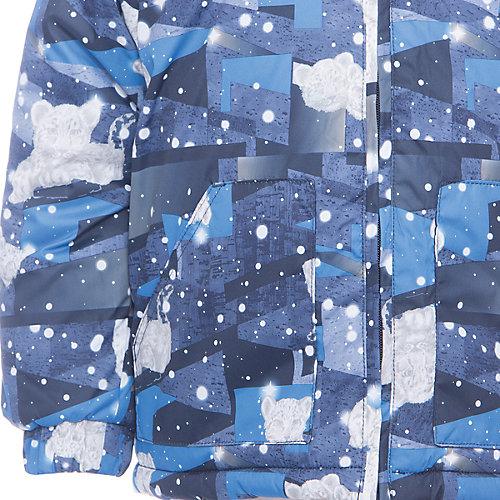 Утепленная куртка Huppa Virgo - темно-синий от Huppa