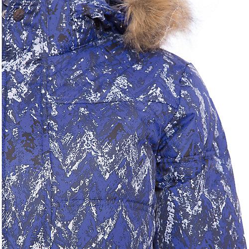 Утепленная куртка Huppa Lucas - синий от Huppa