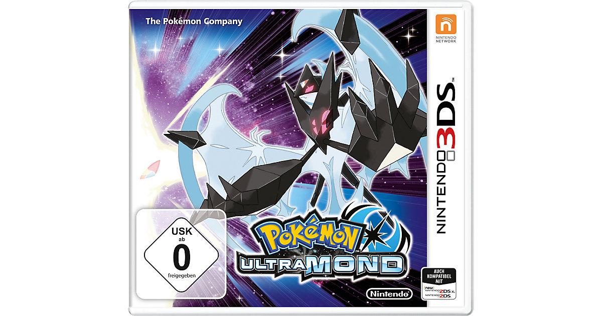 3DS Pokémon Ultramond