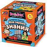 """Настольная игра Сундучок знаний """"Мои первые знания"""" BrainBox"""