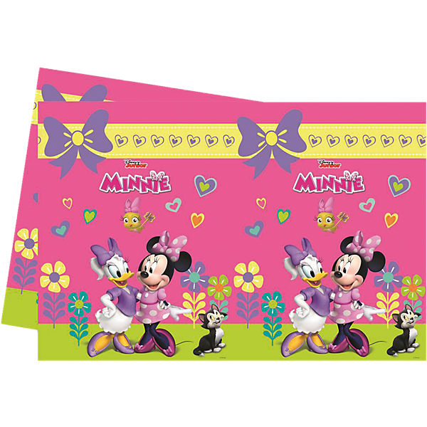 Tischdecke Minnie Happy Helpers 120 x 180 cm