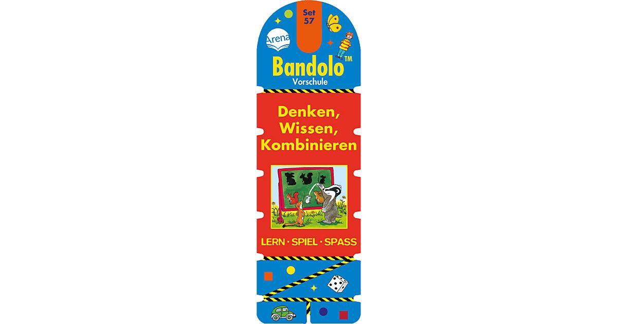 Bandolo: Denken, Wissen, Kombinieren, Set 57 (K...