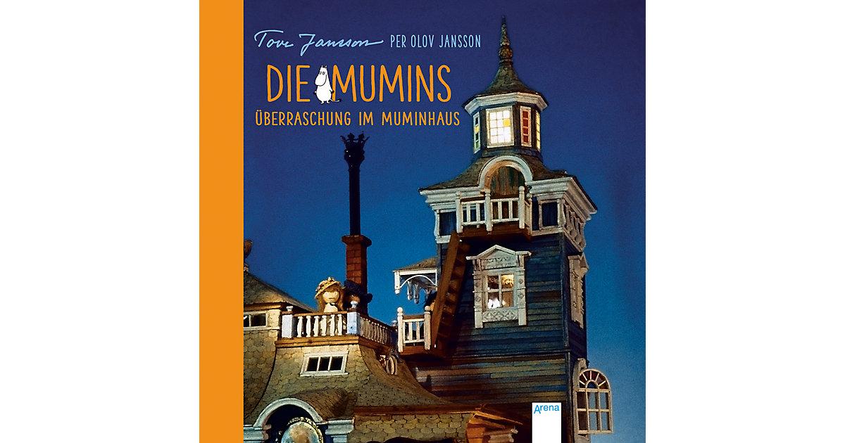 Die Mumins: Überraschung im Muminhaus