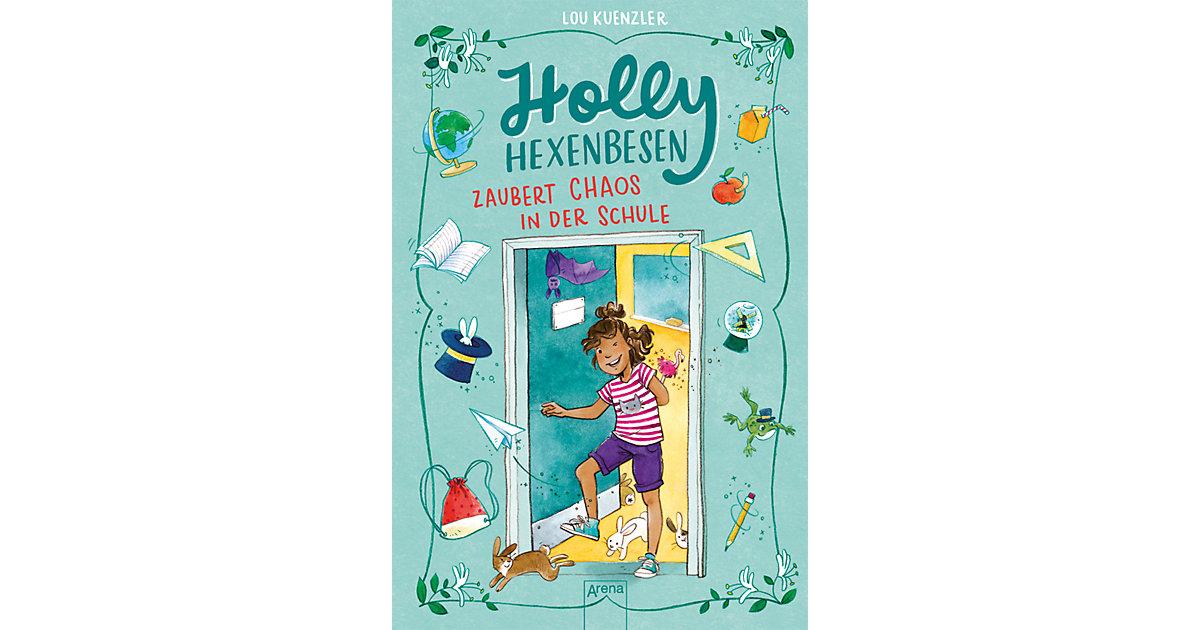 Holly Hexenbesen zaubert Chaos in der Schule, B...