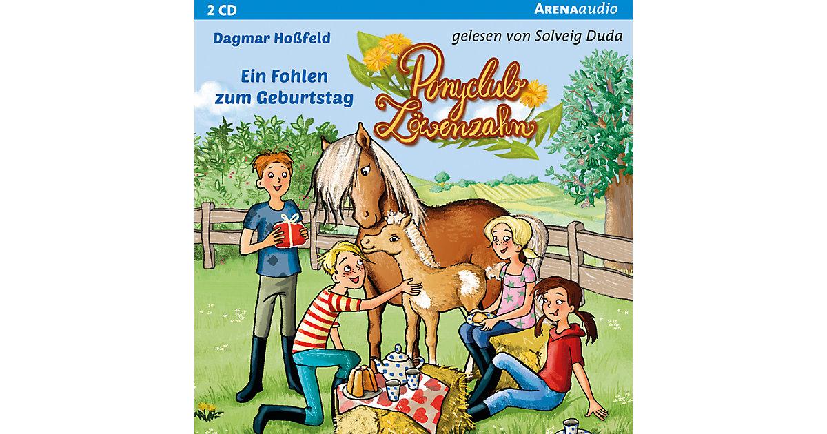 Ponyclub Löwenzahn: Ein Fohlen zum Geburtstag, ...