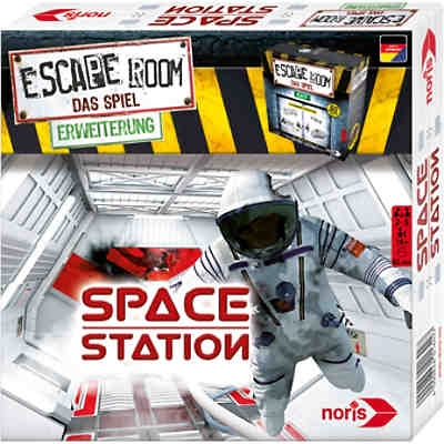 Escape Room Erweiterung  - Space Station