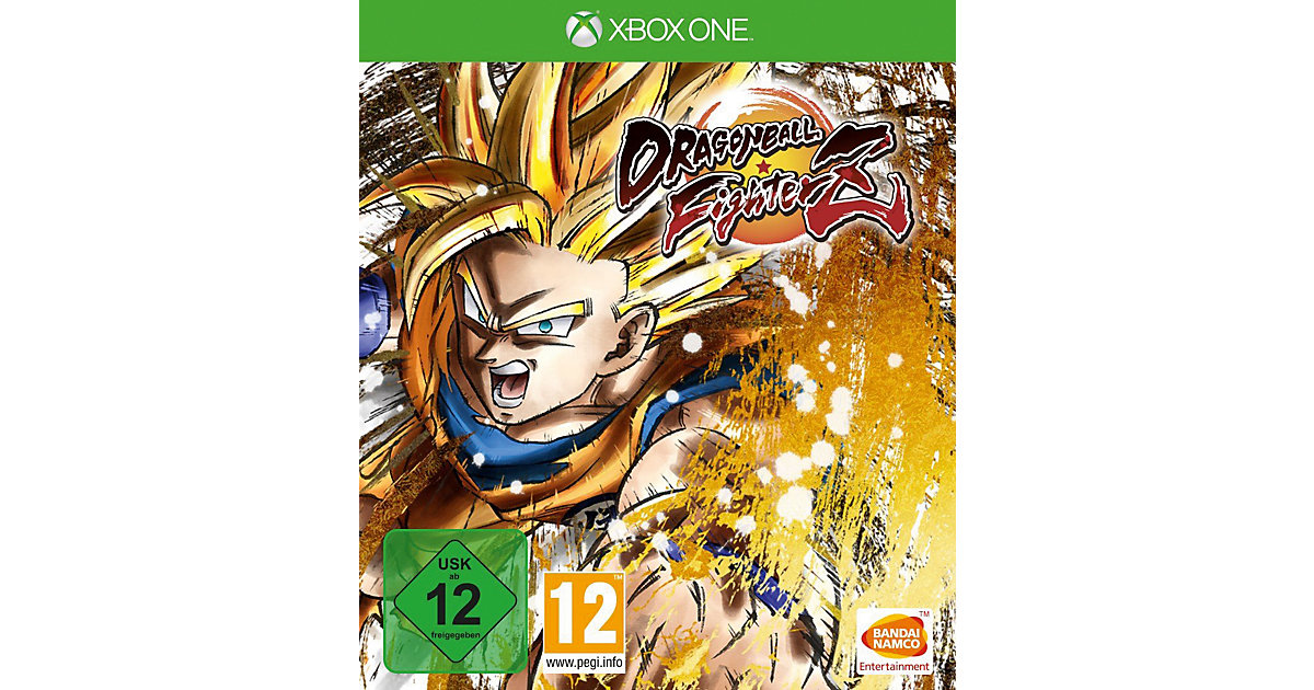 XBOXONE DRAGON BALL FighterZ