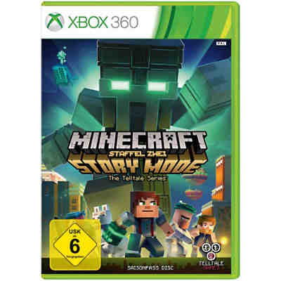 XBOX360 Minecraft Story Mode - Season 2 - Season Pass Disc
