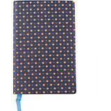 Записная книжка Феникс+, серый/оранжевый