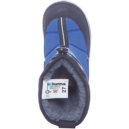 Утепленные сапоги Kuoma Lumieskimo - синий от Kuoma