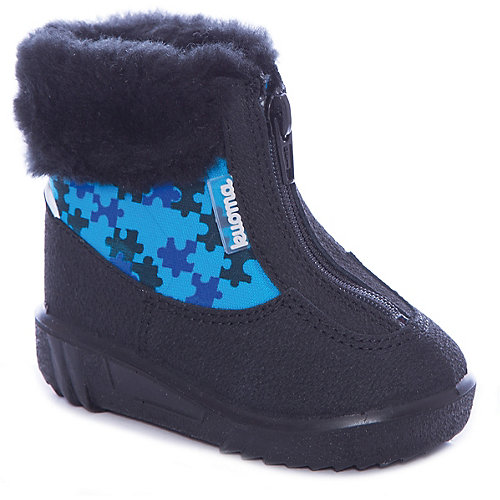 Утепленные ботинки Kuoma Baby - синий от Kuoma