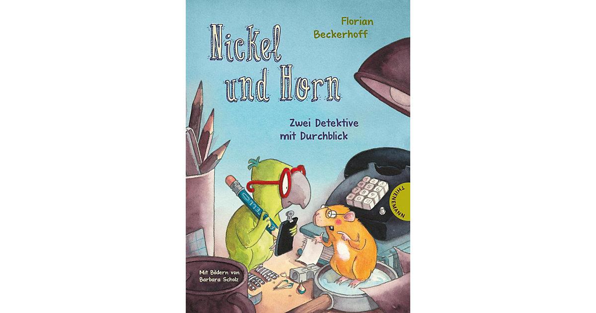 Buch - Nickel und Horn: Zwei Detektive mit Durchblick