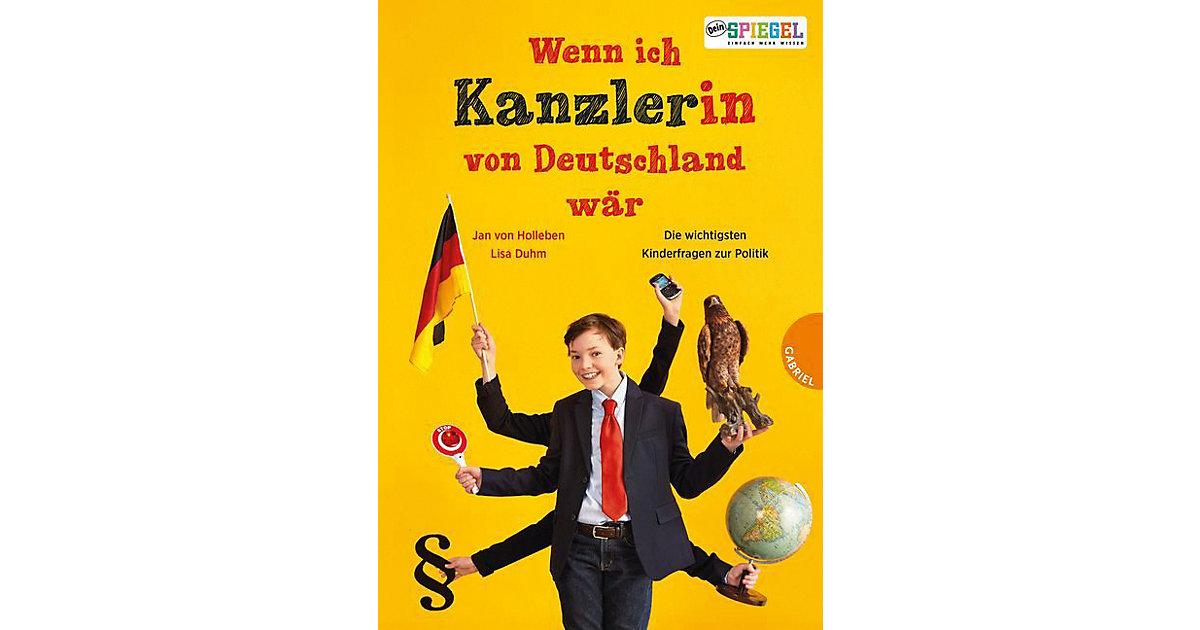 Wenn ich Kanzler(in) von Deutschland wär