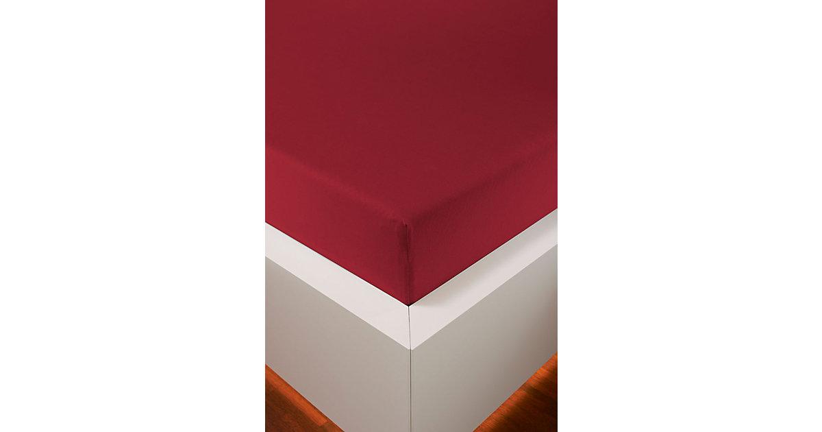bellana aqua · Jersey-Elasthan Spannbettlaken Gr. 140-160 x 200