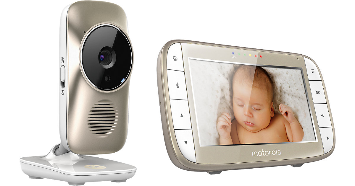 WiFi Video Babyphone Motorola MBP845