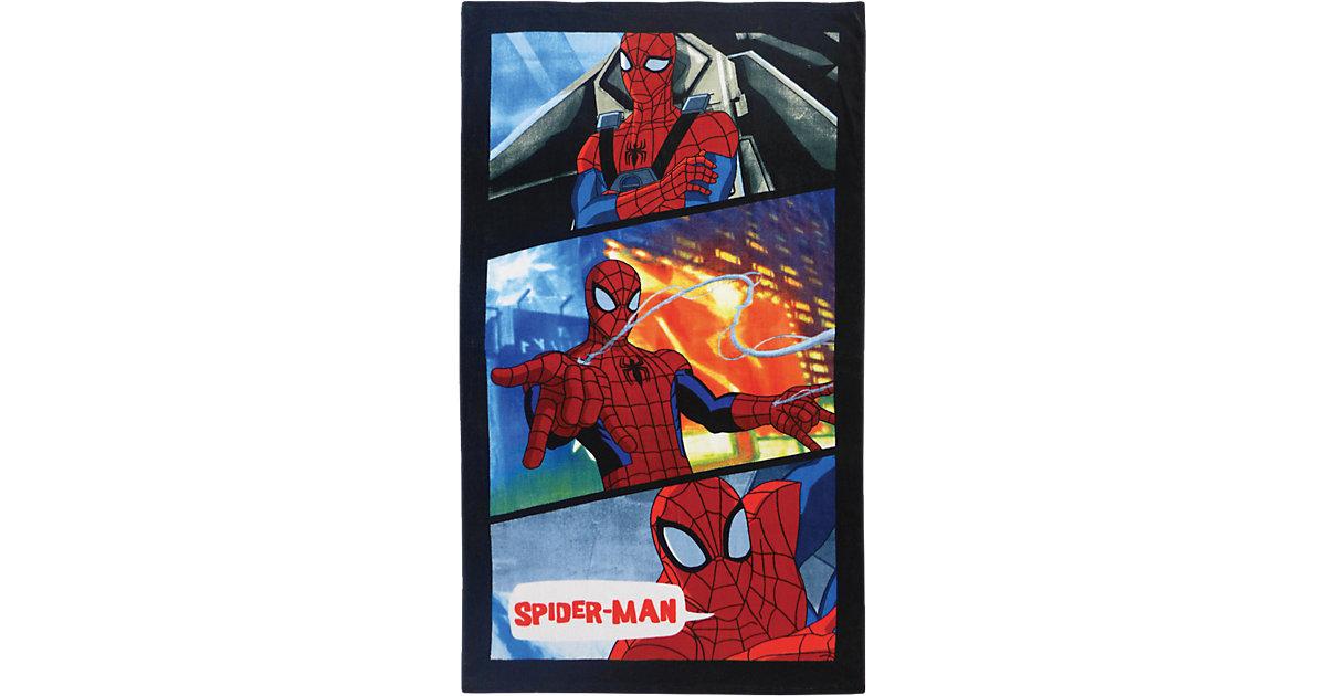 CTI · Strand- / Badetuch Spider-Man Power, 70 x 120 cm