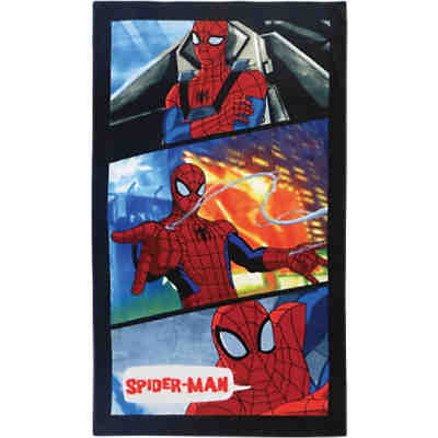 Strand- / Badetuch Spider-Man Power, 70 x 120 cm