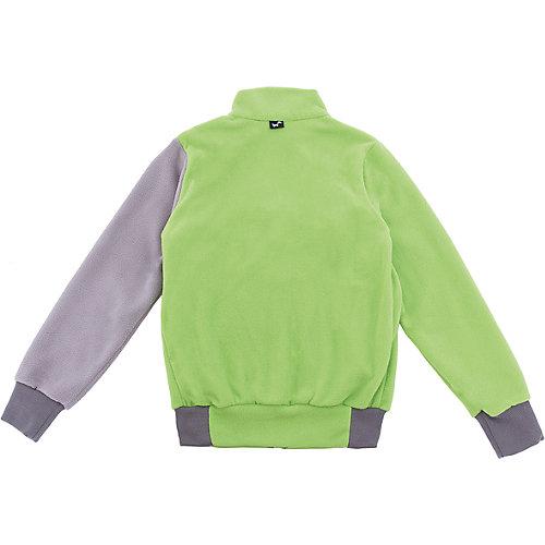 Толстовка ЛисФлис Слон - зеленый от ЛисФлис