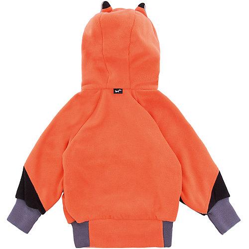 Толстовка ЛисФлис Ушки - оранжевый от ЛисФлис