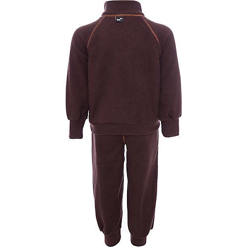 Спортивный костюм ЛисФлис Шоколад - коричневый от ЛисФлис
