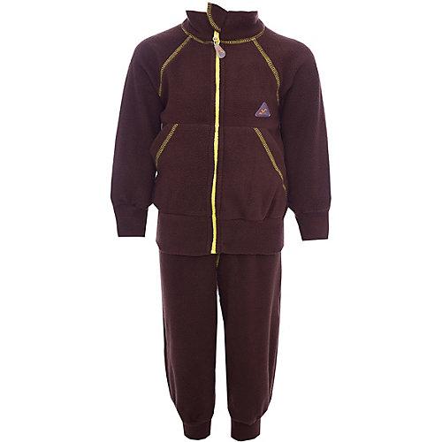 Спортивный костюм ЛисФлис Шоколад - желтый от ЛисФлис