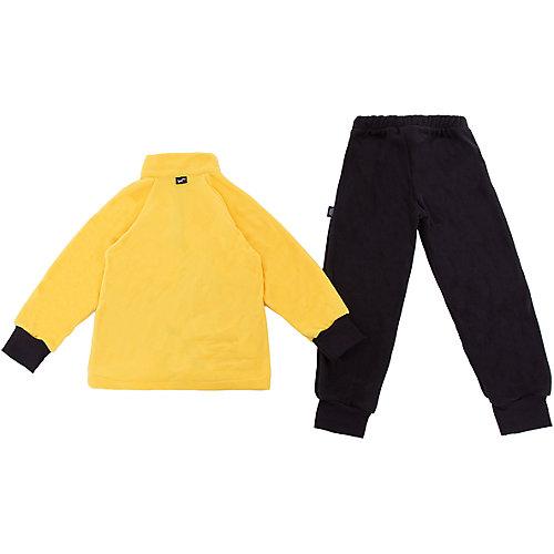 Спортивный костюм ЛисФлис Полоска - желтый от ЛисФлис