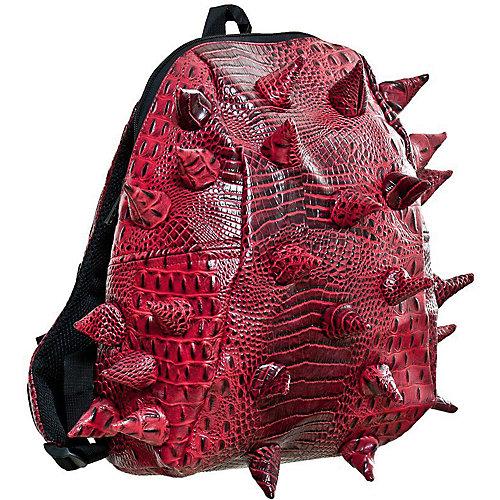 """Рюкзак """"Gator Half"""", цвет Red Tillion (красный) от MadPax"""