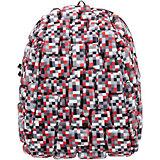 """Рюкзак """"Blok Half"""" Digital RED, цвет красный мульти"""