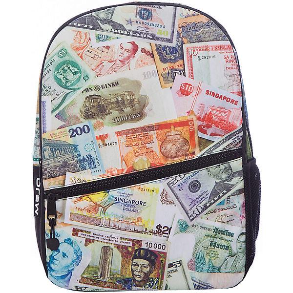"Рюкзак ""Paper Money"", цвет мульти"