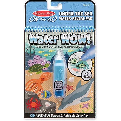 """Водная раскраска """" Океан"""", Melissa & Doug от Melissa & Doug"""