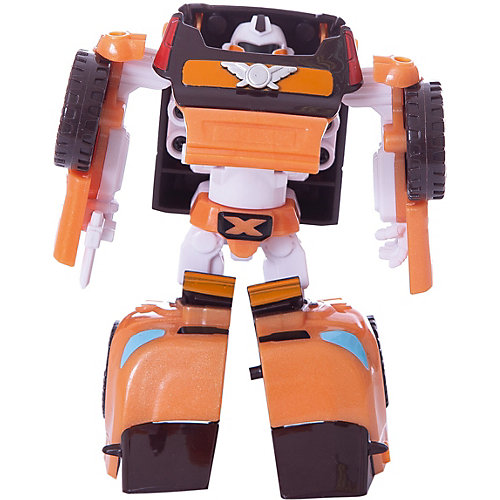 Фигурка-трансформер Young Toys Yuong toys Мини-Тобот, Приключения Х от Young Toys