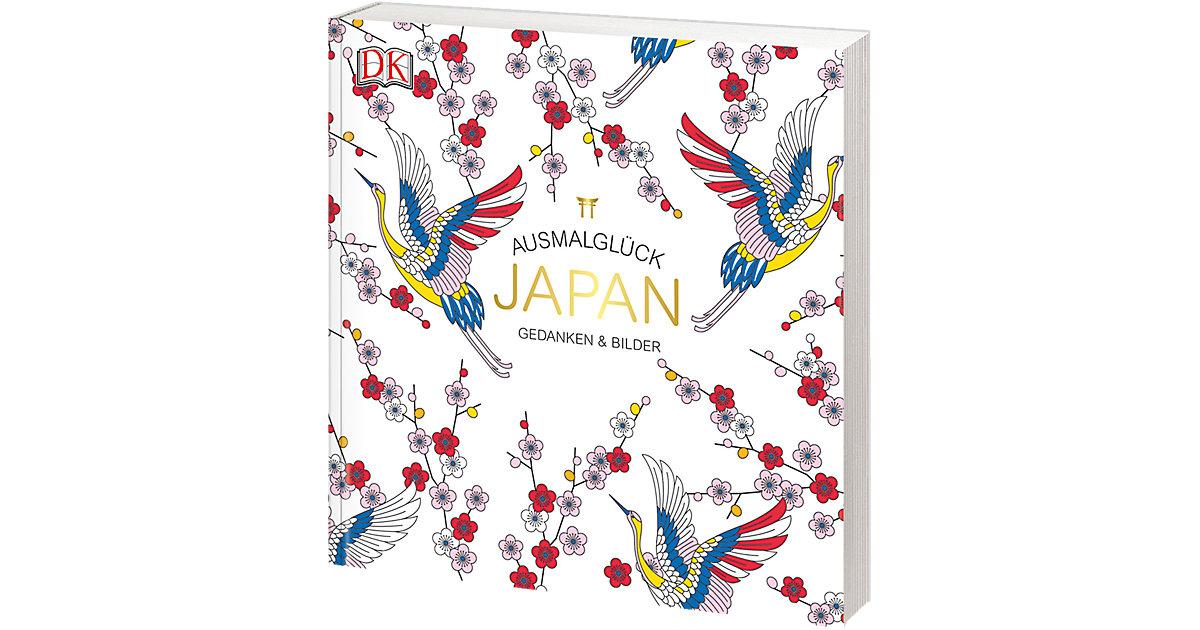 Ausmalglück: Japan