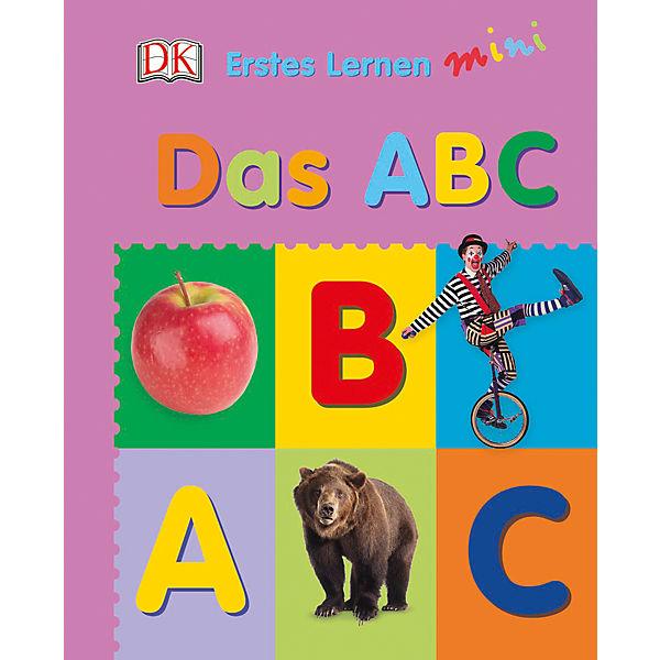 Erstes Lernen: Das ABC, Dorling Kindersley Verlag