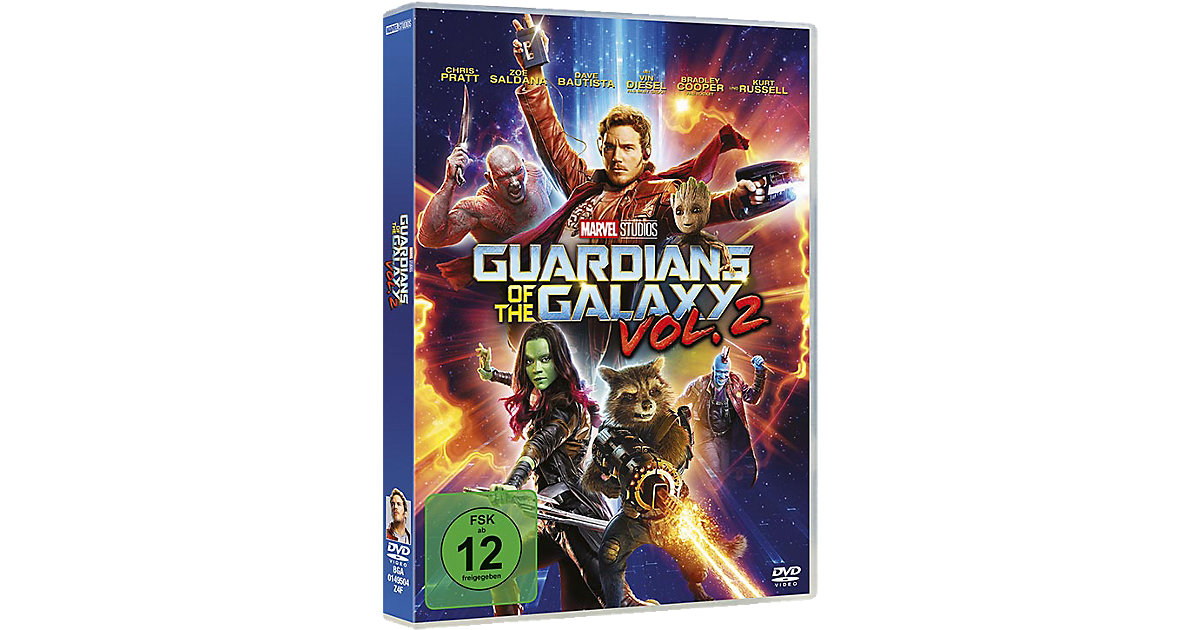 DVD Guardians of the Galaxy Vol. 2