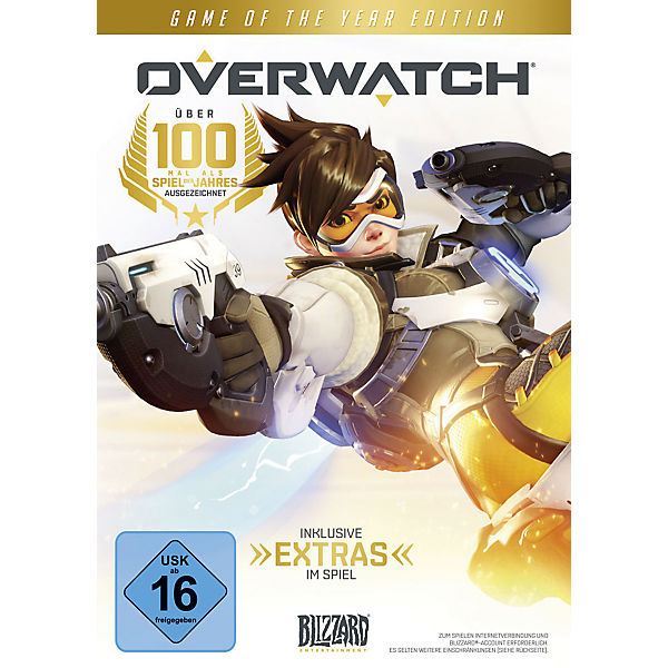 PC Overwatch - Game of the Year Edition