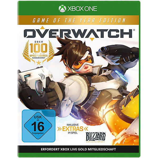 XBOXONE Overwatch - Game of the Year Edition