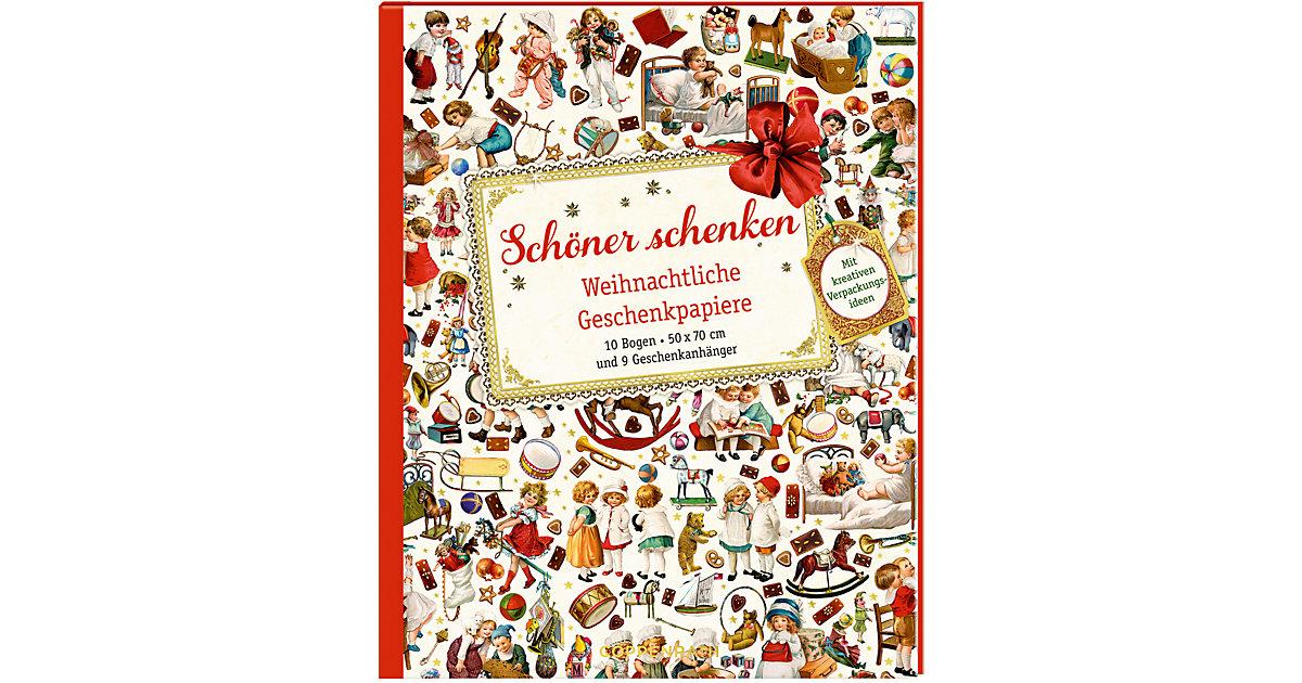 Geschenkpapier-Buch: Schöner schenken