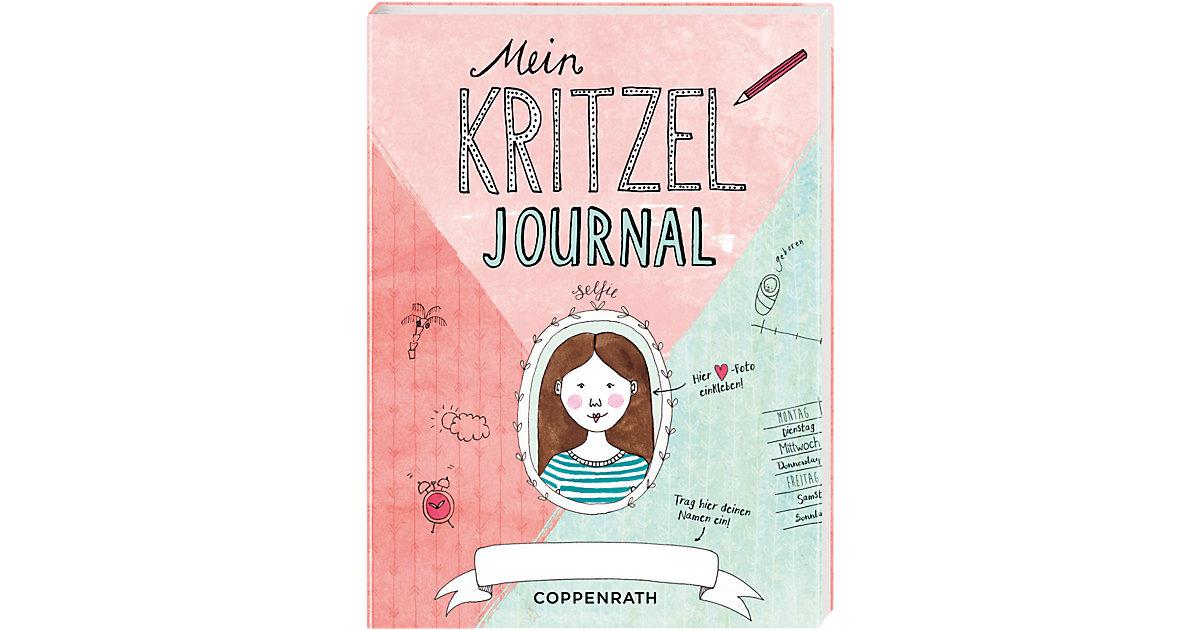 Pippa: Mein Kritzel-Journal, Tagebuch