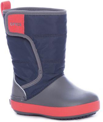 Сноубутсы CROCS LodgePoint Snow Boot K