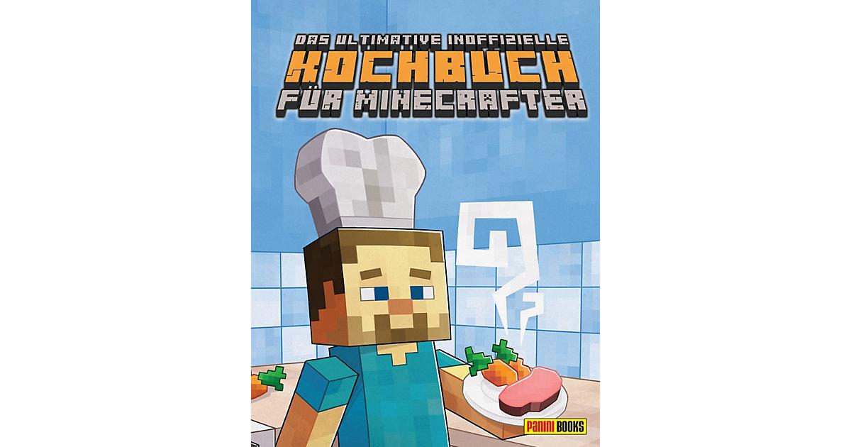 Das ultimative inoffizielle Kochbuch Minecrafte...