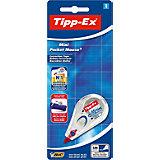 "Корректирующая лента Bic ""Tipp-Ex Mini Pocket Mouse"", 5 м"