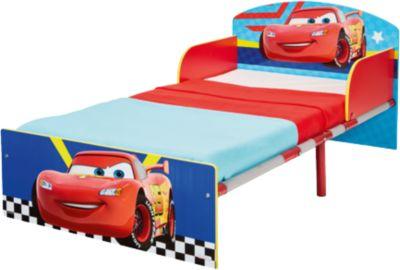 Kinderbett, Disney Cars, 70 x 140 cm, Disney Cars