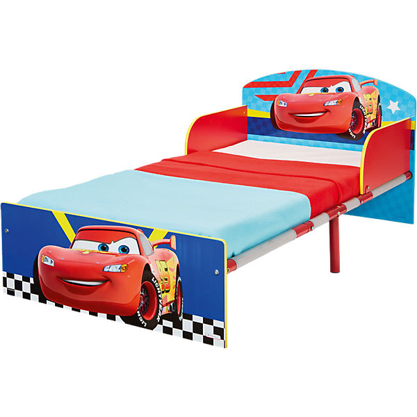 Kinderbett, Disney Cars, 70 x 140 cm, Disney Cars