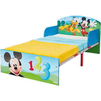 kinderbett mickey mouse 70 x 140 cm disney mickey mouse friends mytoys. Black Bedroom Furniture Sets. Home Design Ideas