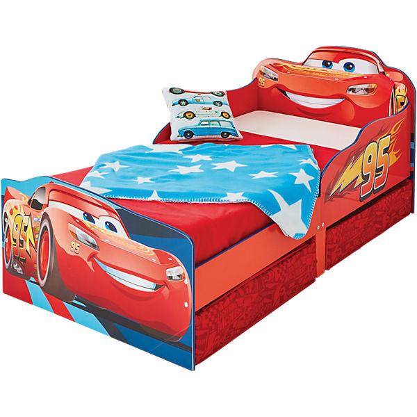Kinderbett Cars 3, mit 2 Schubladen, 70 x 140 cm, Disney Cars | myToys