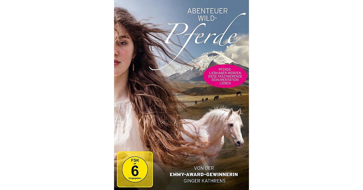 DVD Abenteuer Wild-Pferde