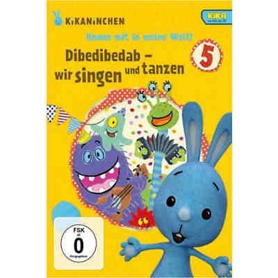 Cd Kikaninchen Jule Christian 02 Wir Tanzenspielensingen Lieder Kikaninchen